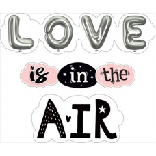 """Гирлянда """"Love is in the air!"""""""
